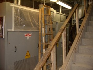 33rd Street 15KV Substation and HVAC 1